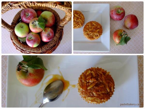 Gluten Free Dairy Free Caramel Apple Spice Muffins
