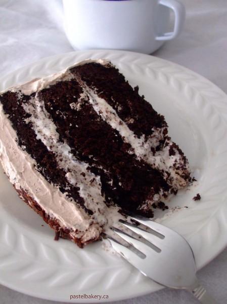 Gluten Free Dairy Free Hot Chocolate Cake | pastelbakery.ca