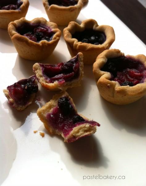 Gluten Free Dairy Free Fruit Tartlets-2 | pastelbakery.ca